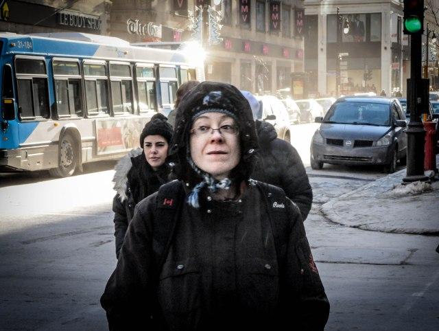Montreal -25c----2